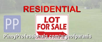 House for Sale - Residential lot for Sale Metrogate Palapala Dasmarinas Cavite