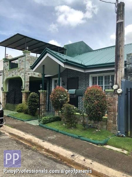 House for Sale - P5M House and lot for Sale Tagaytay City