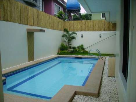 Modern 2 Storey House With Swimming Pool Real Estate House For Sale In Pasig City Metro