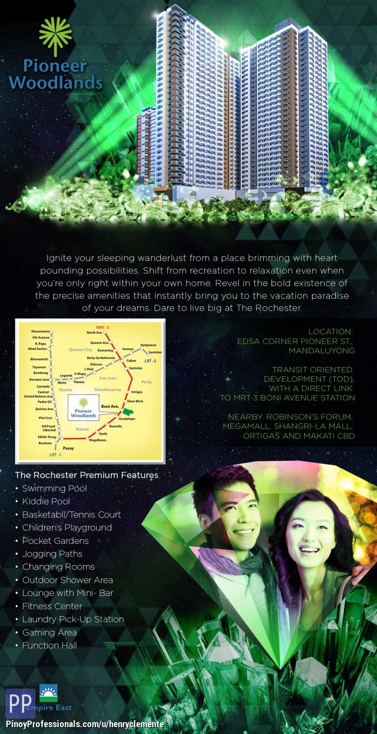 XMAS PROMO EXTENDED RENT TO OWN Condo in Mandaluyong 5K