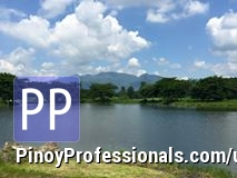 Land for Sale - Farm and Lake Lot at Hacienda Escudero, San Pablo City and Tiaong Quezon Philippines