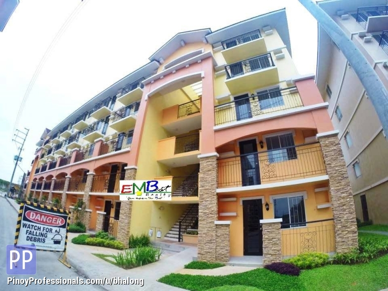 Apartment and Condo for Sale - Condominium For Sale in Pasig City Metro Manila Philippines Ready For Occupancy