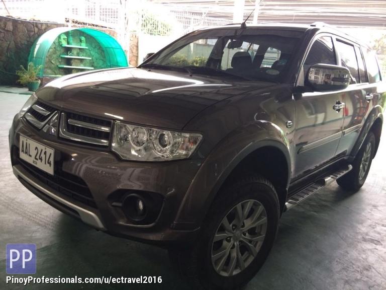 Car Rental - rent a car 'Montero sports'