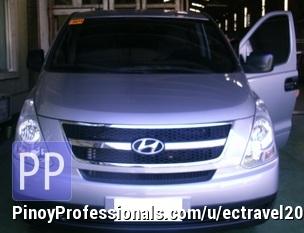 Car Rental - rent a car- Hyundai starex