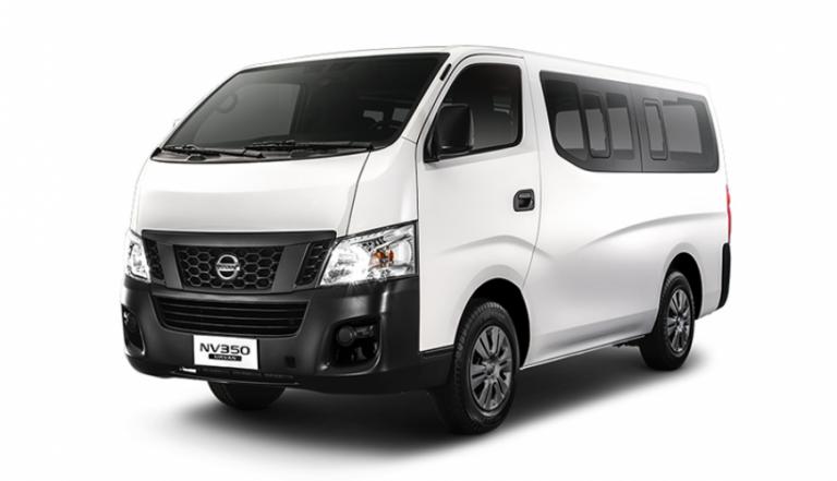 Rent A Car Nissan Urvan Travel Car Rental In Paranaque City