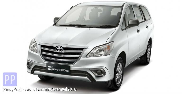 Car Rental - rent a car #toyota innova