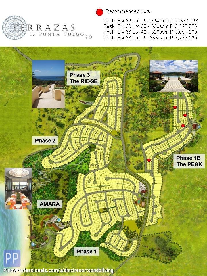 Big Discount Lot For Sale in Terrazas De Punta Fuego - Real