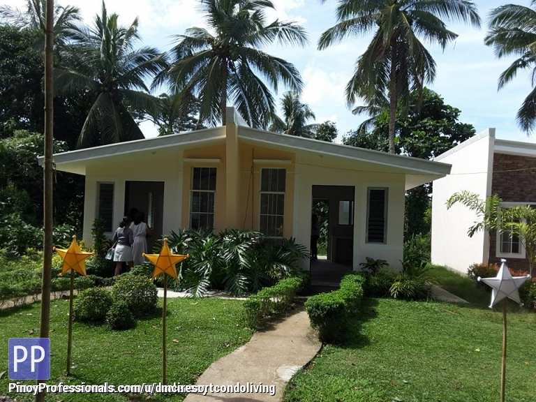 House for Sale - Low cost housing in santo tomas batangas 2500 to reserve thru pag ibig