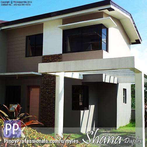Duplex Type House And Lot In Kelsey Hills Subdivision
