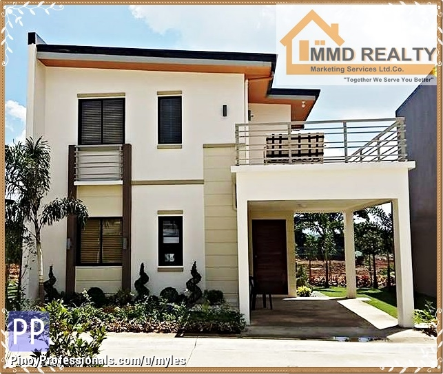 House for Sale - For Sale Single Attached House and Lot in Amaresa 2 San Jose Del Monte Bulacan