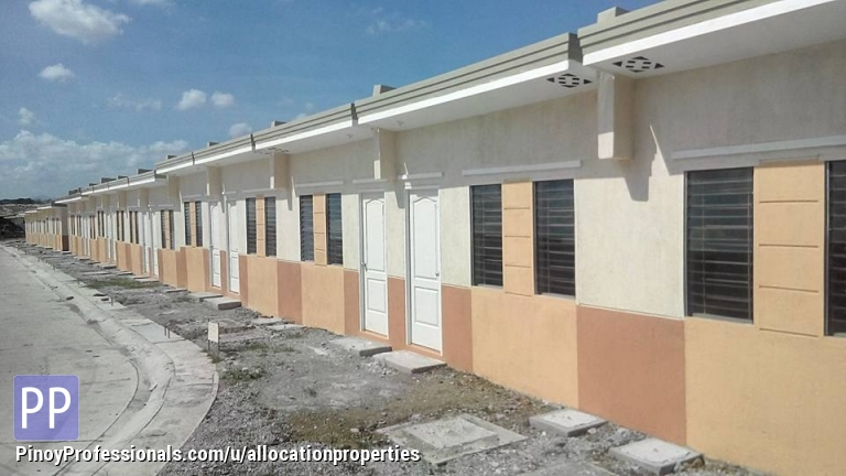 Kaia Homes Cheapest Bare Type Row House For Sale In