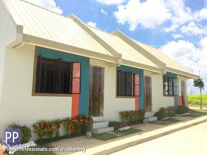 House for Sale - golden villas 2 lofted type townhouse thru pag ibig fiancing