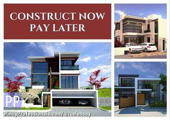 Office and Commercial Real Estate - affordable house construction thru inhouse bank and pag ibig financing
