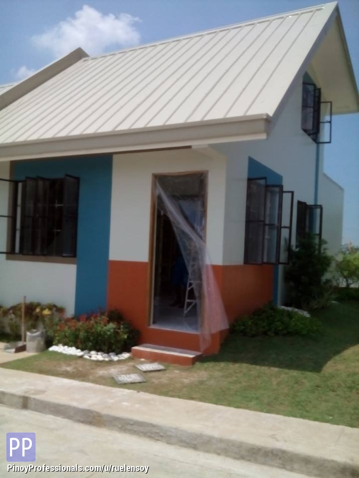House for Sale - Golden Horizon low cost housing in trece martirez cavite thru pag ibig financing