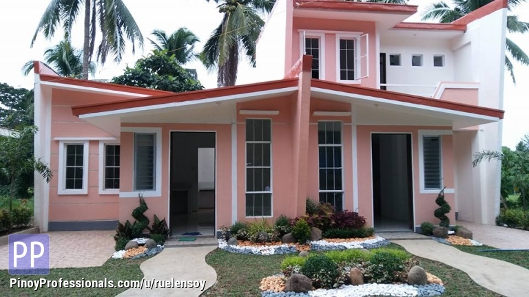House for Sale - primera rosa low cost housing near lima technopark in malvar batangas