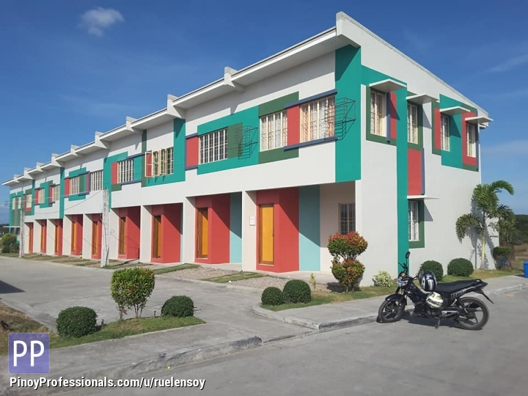 House for Sale - Golden horizon low cost townhouse in hugo perez trece martirez thru pag ibig financing