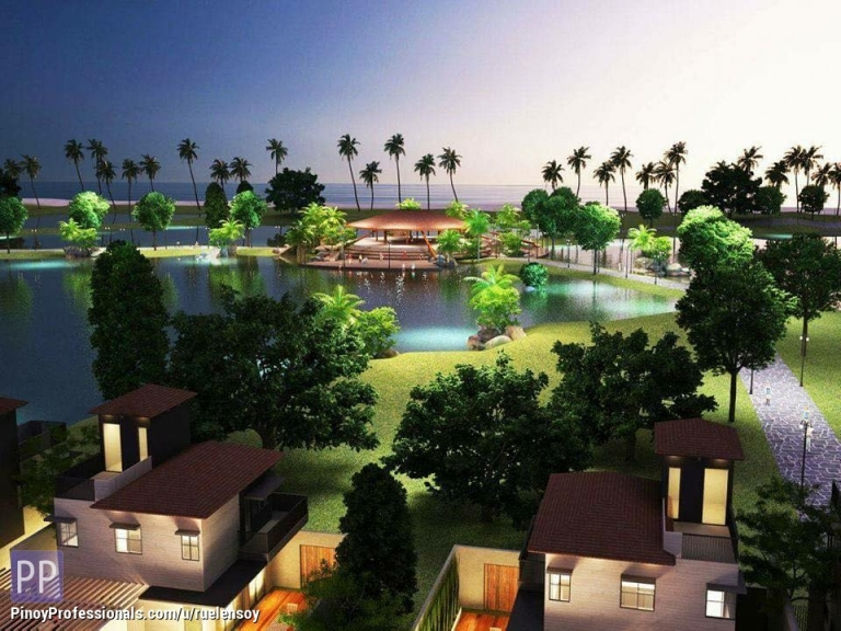 Seafront Residences Beach Community in Laiya San Juan