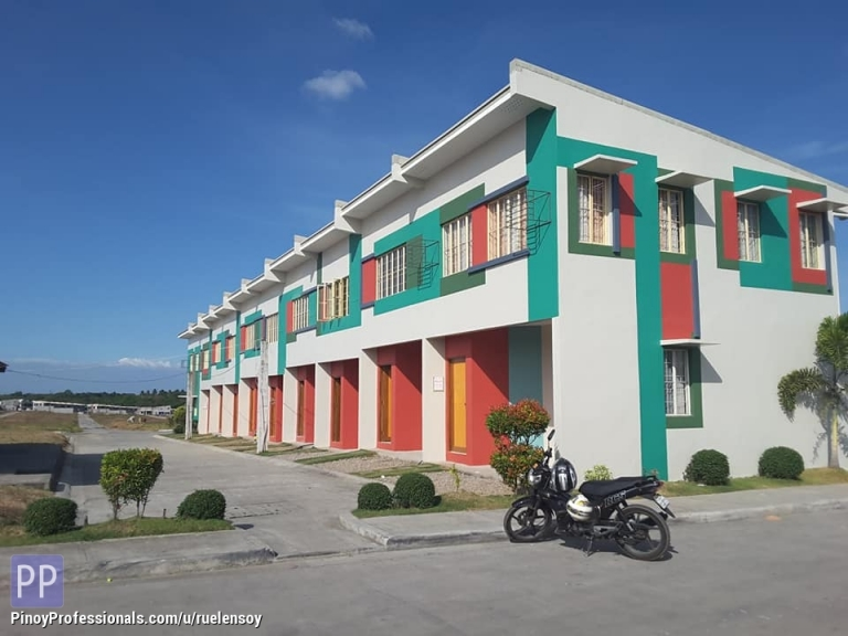 House for Sale - affordable townhouse in trece martirez cavite thru pag ibig financing