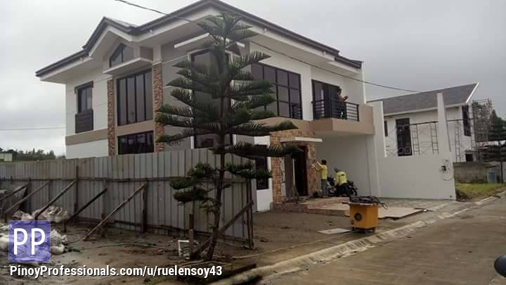 Murang House Construction Build Now Pay Later Thru Bank or in House