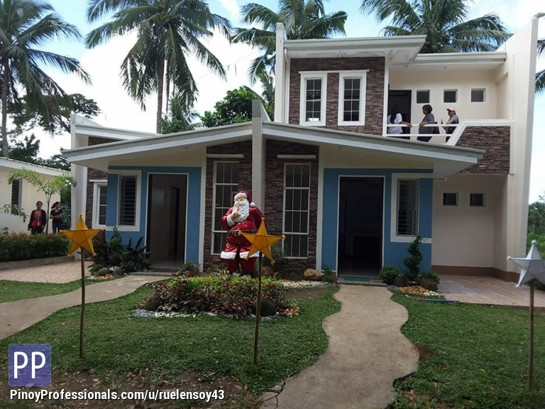 House for Sale - santo tomas primera rosa low cost housing by sm thru pag ibig