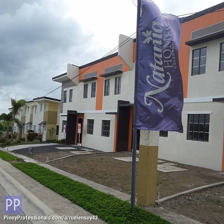House for Sale - Natania homes affordable townhouse thru pag ibig in gen trias cavite