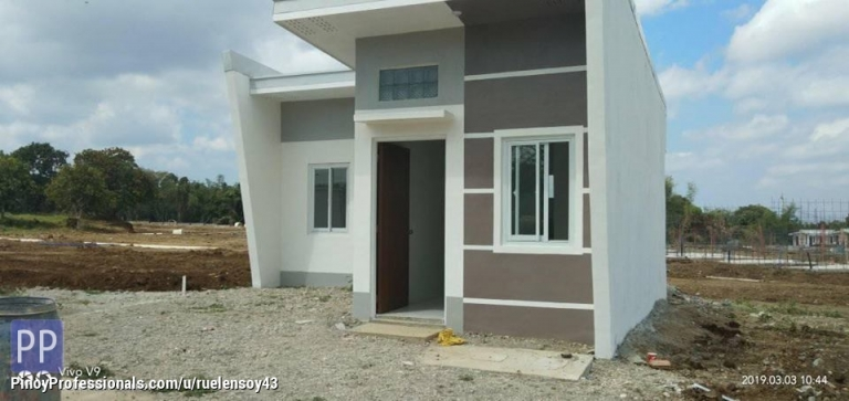 House for Sale - affordable thru pag ibig housing in santo tomas batangas