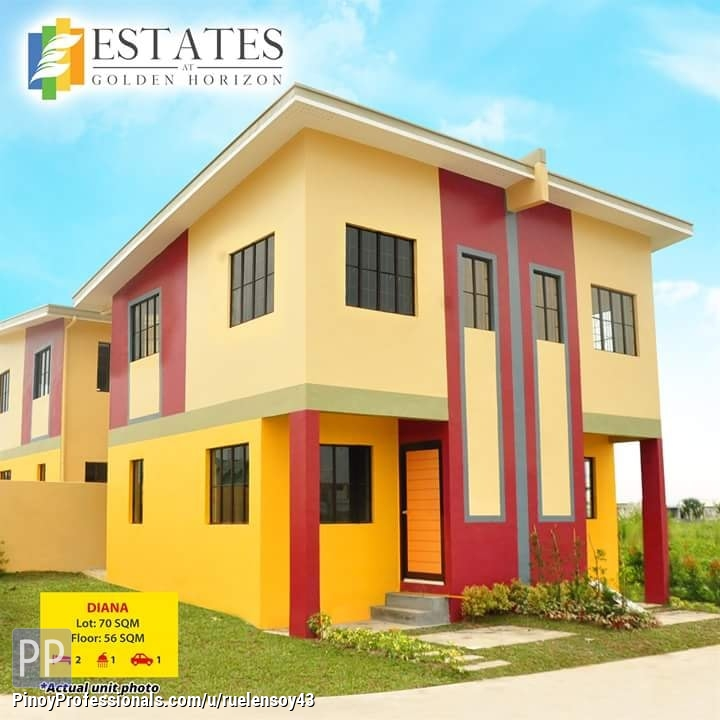 House for Sale - Murang house and lot in cavite thru pag ibig financing