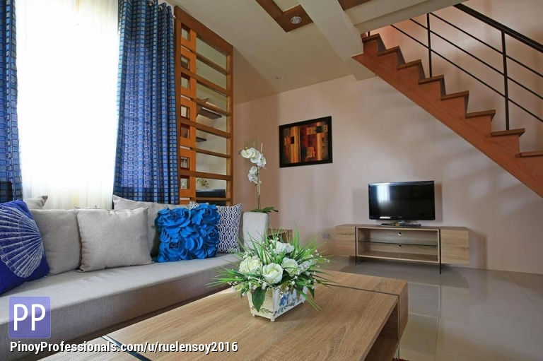 House for Sale - murang townhouse Golden horizon low cost in hugo perez trece martirez cavite