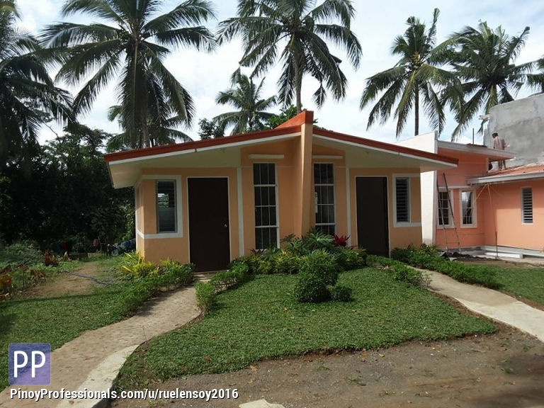 House for Sale - low cost housing in sto tomas batangas near lima technopark