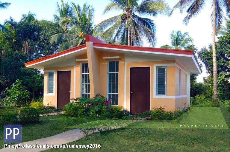 House for Sale - pag ibig house and lot in batangas 2,500 to reserve near lima technopark