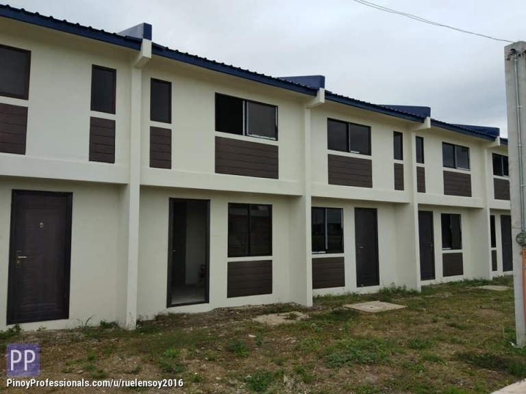 House for Sale - pag ibig housing loan townhouse in lambingan tanza cavite