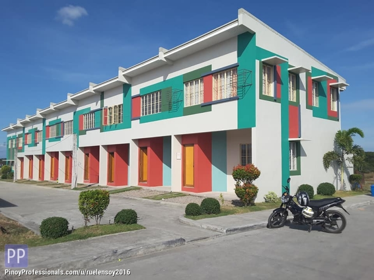 House for Sale - townhouse unit in trece martirez cavite low cost housing thru pag ibig financing