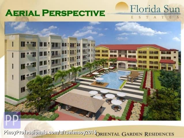 Apartment and Condo for Sale - Affordable condo unit in Oriental Garden Gen trias cavite