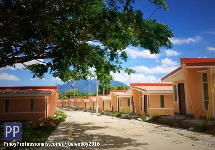 House for Sale - primera rosa residences duplex low cost housing thru pag ibig