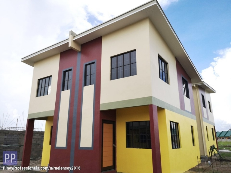House for Sale - affordable house and lot thru pag ibig financing in Trece Martirez Cavite