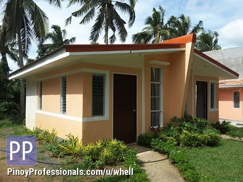House for Sale - primerarosa by shdc socialized housing thru pag ibig financing in batangas