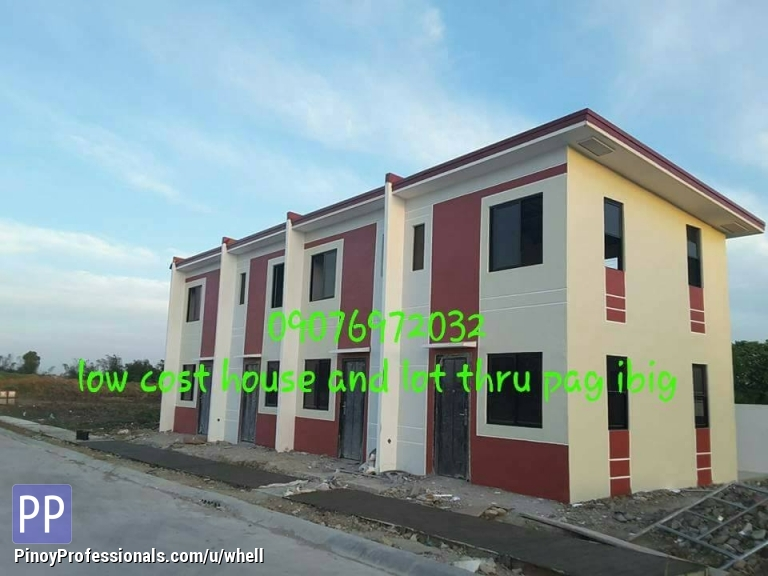 Apartment and Condo for Sale - Gentree Villas in gentrias cavite townhouse thru pag ibig loan