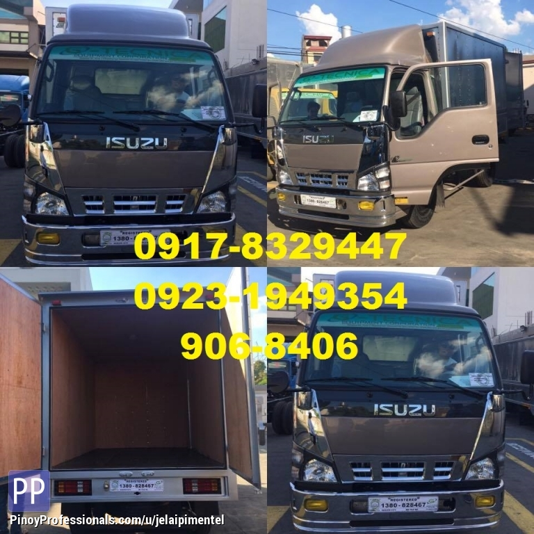 Moving Services - Trucking services , trucks for rent for lipatbahay or delivery cargo