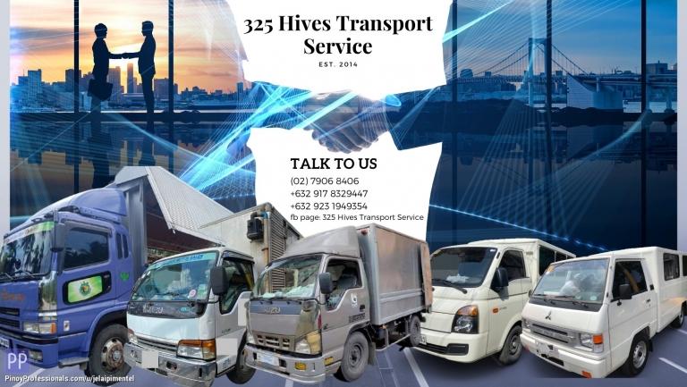 Car Rental - For Rent L300fb van H100 4w6w Truck closed van