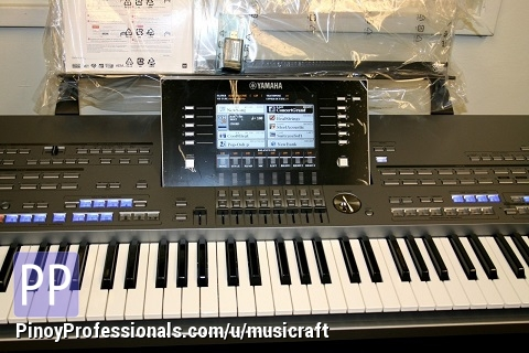 Musical Instruments - Yamaha Tyros5 76-key Arranger Keyboard Workstation Mint condition, warranty