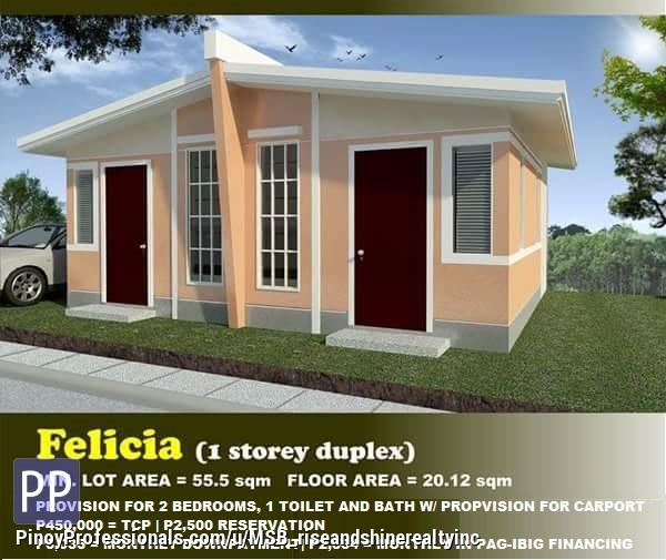 Pre Selling Duplex At Primerarosa Reisdences At Affordable