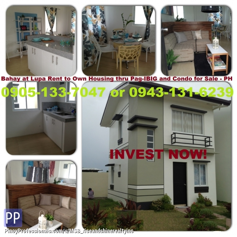 Condo Or Townhouse For Rent: 2 Storey Townhouse Inner Unit In Imus