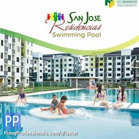 Low Cost Condominium Ready For Occupancy Located In Sta Rosa Laguna Near In Slex And Enchanted