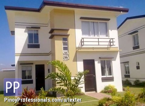 Affordable Brand New House and Lot Thru Pag-IBIG Financing