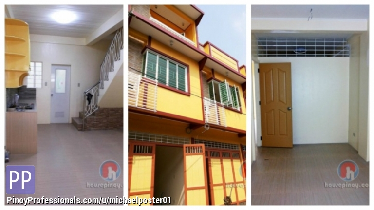 House For Sampaloc Manila New 4 Bedroom Townhouse