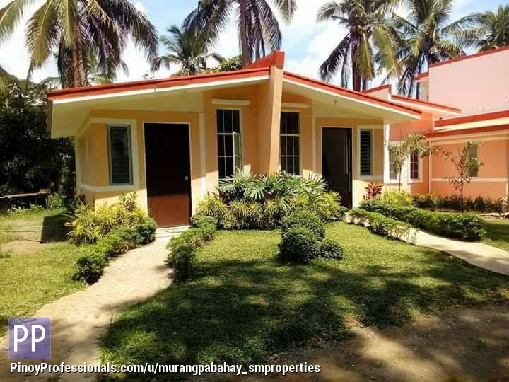 House for Sale - Spot 20% of Duplex w/ Carport balance payable in 24 mos. to pay