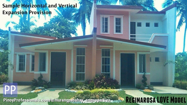 House for Sale - Low cost duplex, 2151 per month thru pagibig