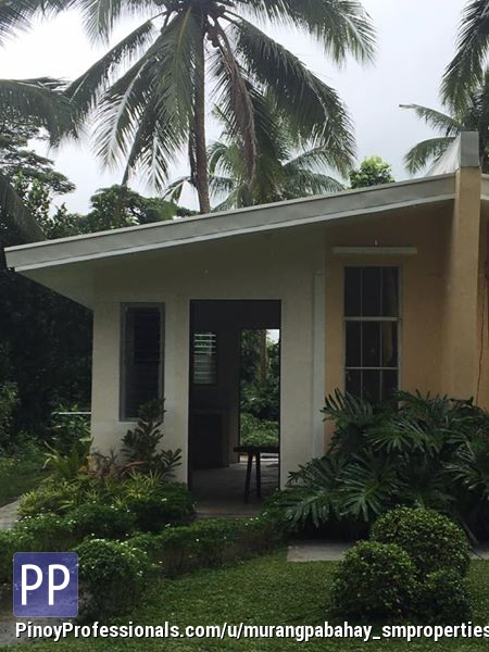 House for Sale - Socialized Duplex for sale thru in-house financing 4 years to pay