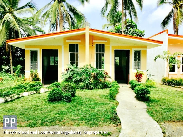 House for Sale - House and Lot Duplex with Carport pa thru Pag Ibig
