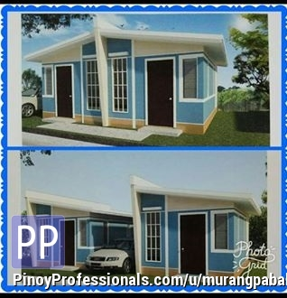 House for Sale - Thru Pag ibig house and lot duplex for sale in Batangas